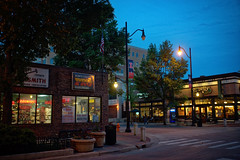 Green & 5th (wabisabi2015) Tags: greenstreet champaign illinois collegetown potbelly hardware uiuc evening dusk