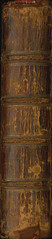 P. Virgilii Maronis Bucolica, Georgica, et Aeneis, 1743 (Spine) (College of William & Mary Law Library) Tags: virgil rarebooks wythes library