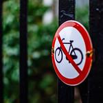 No Bike Parking (140/365) thumbnail