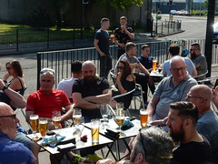 Wigan Central Beer Fest. (deltrems) Tags: wigancentral greater manchester people men women beer fest real ale festival pub bar inn tavern hotel hostelry house restaurant