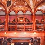 St Augustine  Florida - Ponce de Leon Hotel - Flagler College -  Lobby Area thumbnail