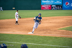 BeesvsRevs-47 (doublegsportsimages) Tags: newbritainbees york revolution baseball