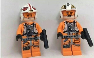 These X-wing Helmets Were Missing From The Event