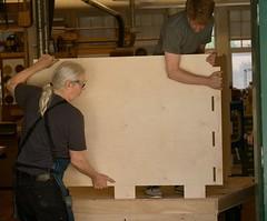 Creating the Art Float - Tam Makers - Martha Ture - April 2018 - Photo - 12