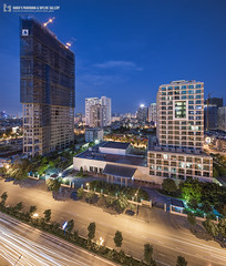 Untitled_Panorama809s (Hanoi's Panorama & Skyline Gallery) Tags: asia asian architecture asean appartment architect building canon capital caoốc city cityscape downtown hanoi hànội hanoiskyline hanoipanorama hanoicityscape sky skyline skyscraper skylines skyscrapercity sunset vietnam việtnam 2018 tòanhàhảiquan caugiay