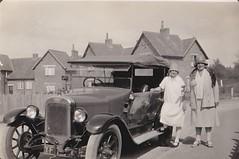 The Girls at Reynsham 1930's (Bury Gardener) Tags: blackandwhite bw oldies old snaps scans people folks 1930s england uk british britain