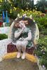 Giant's House - Akaroa (Haddadios) Tags: new zealand south island akaroa beach hills mountains giants house ceramic concrete sculptures josie martin photography colours plants trees nikon d800 nikkor afs 2470mm f28ed g