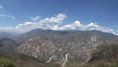 Panorámica del Cañón del Chicamocha (juliancfoto) Tags: nikond5500 nikonphotography nikon naturaleza nature nubes sky chicamocha colombia photography paisaje landscape viaje montaña mountains