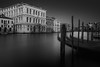 Testament II (blondmao) Tags: marble building fineart pole bnw baroque facade gondola palazzo venezia grandcanal monochrome canalgrande dark longexposure architecture veneto blackandwhite 13stopper capesaro