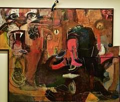 Noah's Ark (2003) - Julio Pomar (1926) (pedrosimoes7) Tags: juliopomar noahsark arcadenoé centrodeartemanueldebrito camb paláciodosanjos algés portugal ✩ecoledesbeauxarts✩ arttate