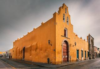 Building in Campeche