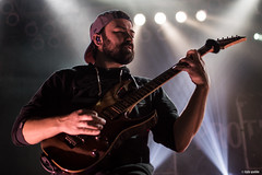 Protest the Hero @ House of Blues, 1/13/17 (kylegaddo) Tags: protestthehero augustburnsred