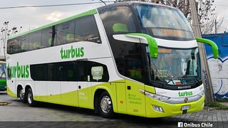 Nº 2671 / Marcopolo Paradiso G7 1800 DD / Tur-Bus