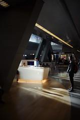 Lit Concourse (michael.veltman) Tags: doha qatar international airport