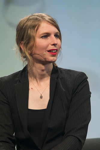 Chelsea Manning, From FlickrPhotos