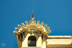 Girando la Barcelloneta di Barcellona (Spagna) (giannizigante) Tags: barcellona spagna barcelloneta palazzi spiaggia mare
