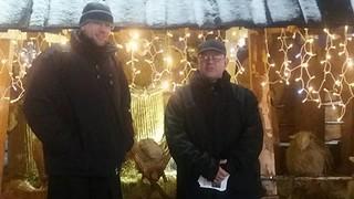 14.12.2016 – Na zaproszenie Wspólnoty Dobrego Pasterza ewangelizowaliśmy razem w Katowicach