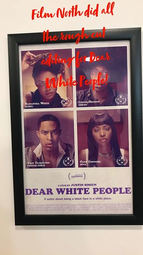 """Dear White People"" design"