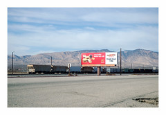 Mojave (philippe*) Tags: mojave desert california billboard