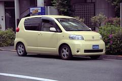 Toyota Spade (CooverInAus) Tags: toyota spade japan japanese car international organization diplomat number registration license plate