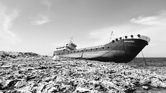 HEPHAESTUS *wrecked (=RetroTwin=) Tags: malta retrotwin lostillusion75 travel mai may 2018 schiffswrack wrack wreck ship shipwreck küste mittelmeer coast vessel schiff boat explore outofcam smartphonephotography