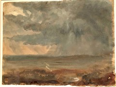 1-9 Thomas Cole at the Met (MsSusanB) Tags: cole italy sky clouds thomascole metropoltanmuseum metmuseum painting art exhibition nyc newyork hudsonriverschool landscape