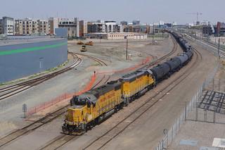 Union Pacific 703 Denver/Colorado