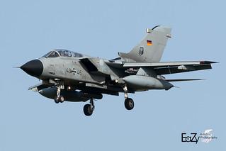 43+46 German Air Force (Luftwaffe) Panavia Tornado IDS