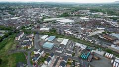 Aerial View Harryville Ballymena (Fossie1) Tags: ballymena northernireland unitedkingdom dji phantom 3 pro drone quadcopter aerial view over gb
