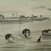 DAUMIER Honoré,1839 - Voyage à Saint-Cloud (Maison de Balzac) - Detail 1