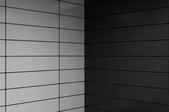 Montréal's Metro Station 35/68 - Rosemont - Ligne Orange (VdlMrc) Tags: montréal metro subway architecture minimaliste minimalism monochrome blackandwhite noiretblanc géométrie geometry québec canada station stm
