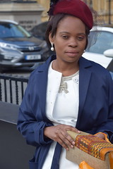 DSC_9103 Auspicious Launch of WINTRADE 2018 at the HOL London. Welcomes top women entrepreneurs from across the globe with a WINTRADE Opening High Tea on the Terraces of the River Thames at the historical House of Lords Bridget from Zambia (photographer695) Tags: auspicious launch wintrade 2018 hol london welcomes top women entrepreneurs from across globe with opening high tea terraces river thames historical house lords bridget zambia