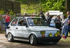 Fiat 126p (Wawrzyn) Tags: fiat maluch majówka meeting zlot 126p stance tuning oldschool