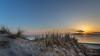 Dunes and Sunset (Friedels Foto Freuden) Tags: sunset sonnenuntergang dünen houvigstrand dänemark nordsee