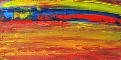 a phenomenon in the desert (Peter Wachtmeister) Tags: artinformel art mysticart modernart popart artbrut phantasticart abstract abstrakterimpressionismus abstrakt acrylicpaint surrealismus surrealism hanspeterwachtmeister