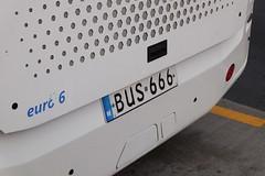 Single Fares Only (Douguerreotype) Tags: city bus malta urban valletta