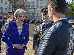 Invictus Games Team Launch 2018 (UK Prime Minister) Tags: jayallen primeminister theresamay downingstreet cabinetoffice no10 invictusgames horseguards veteran