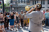 DCFunkParade09 (PuraVida Photo) Tags: hulahoop funk dcfunkparade livemusicphotography livemusic dcmusic parade washingtondc soul blues stepping ronholloway saxophone trombone