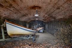 (nouka_taf) Tags: ireland connemara kylemoreabbey boats woodenboats