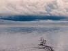 low tide, stormy weather (Bernal Saborio G. (berkuspic)) Tags: panama sea beach storm weather cumulonimbus geography biology science ecosystem
