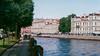 Fontanka (Stan. B.) Tags: saintp saintpetersburg saint petersburg fontanka river embankment water citiscape zenit 35mm film agfa