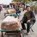 Jiayuguan snack vendors