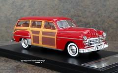 1949 Dodge Coronet Suburban Station Wagon (JCarnutz) Tags: 143scale diecast premiumx 1949 dodge coronet suburban