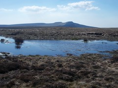 Distant view (David Howarth_08) Tags: brecon beacons landscape mountain moorland lake sky