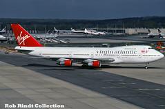 Virgin Atlantic B747-243B G-VGIN (planepixbyrob) Tags: virgin virginatlantic boeing jumbojet 747 747200 gvgin london gatwick kodachrome