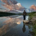 Standing Around Two Jack Lake thumbnail