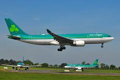 EI-LAX A330-202 Aer Lingus (eigjb) Tags: aer lingus airbus a330 irish airliner eilax dublin airport eidw international ireland collinstown aviation jet transport aircraft airplane aeroplane 2018 plane spotting a330202