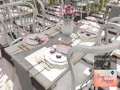 {YD} Wedding Spring Tulips ({Your Dreams}) Tags: yourdreams newdecoration 100originalmesh wedding gacha tulip