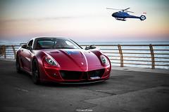 Monaco Life (MonacoFreak) Tags: ferrari 599 599gtb mansory stallone monaco montecarlo topmarques heli helicopter