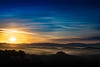 Tuscan sunrise (Salvatore Gerace) Tags: fog landscape sky sunrise tuscany valdorcia sunset mist mountain